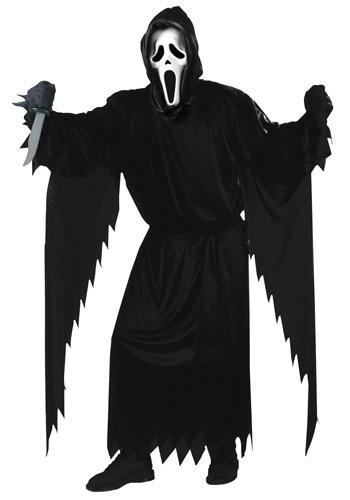 Ghostface costume