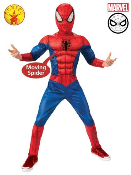 Spider-man Lenticular costume