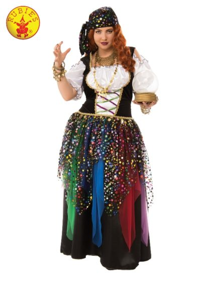Gypsy costume plus size