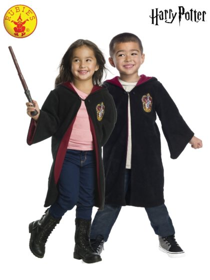 Toddler hary potter costume