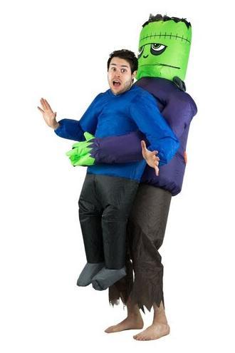 inflatable frankenstein costume adult