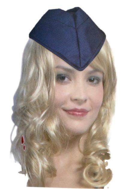 flight attendant cap