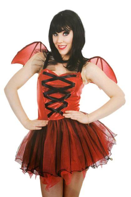 red devil costume
