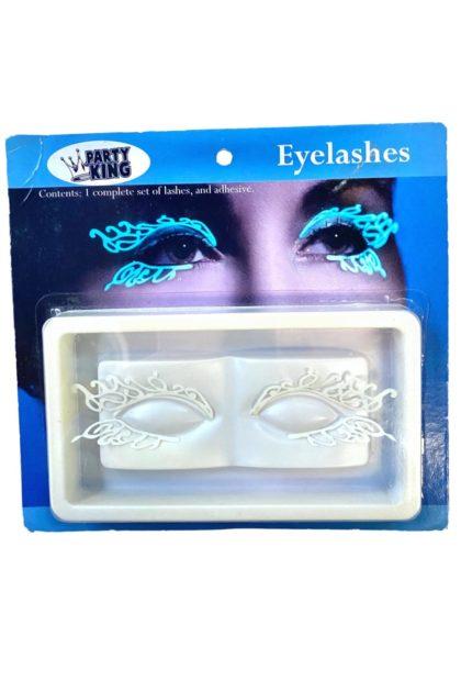 Party King eyelashe glow in dark
