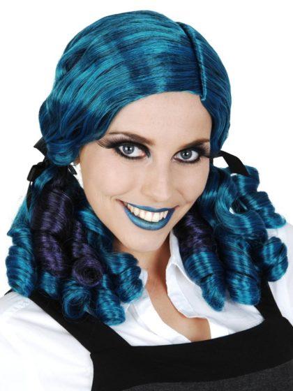Ashley Ringlets Blue & Purple Deluxe