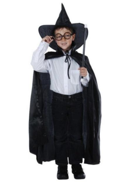 Wizard set child