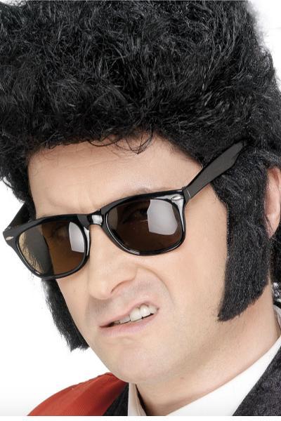 Elvis sideburns