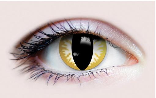Thriller contact lens