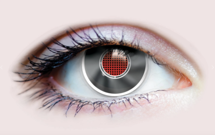 Terminator 11 contact lenses
