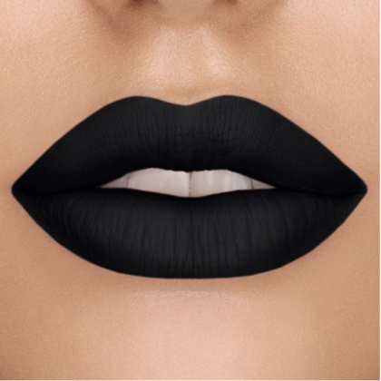 Mehron black lipstick