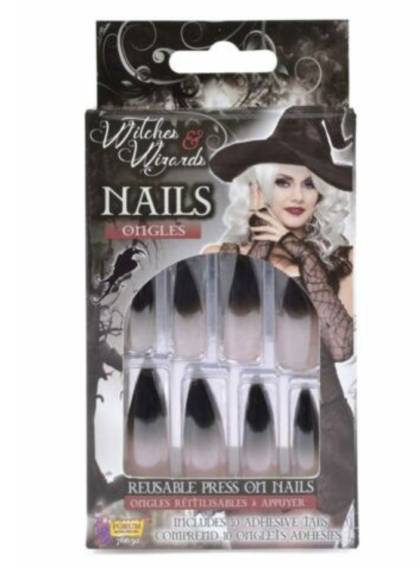 Witches & Wizards Nails