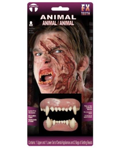 Fx Teeth Veneers - Animal