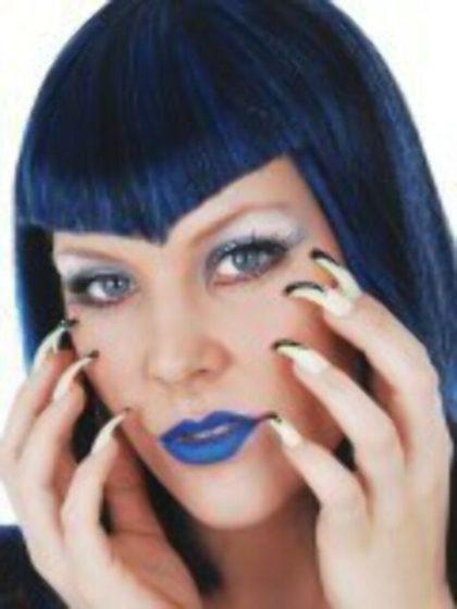 freaky fake fingernails