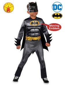 Batman deluxe lenticular costume