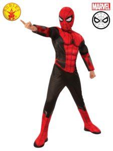 Spiderman No way home deluxe costume child
