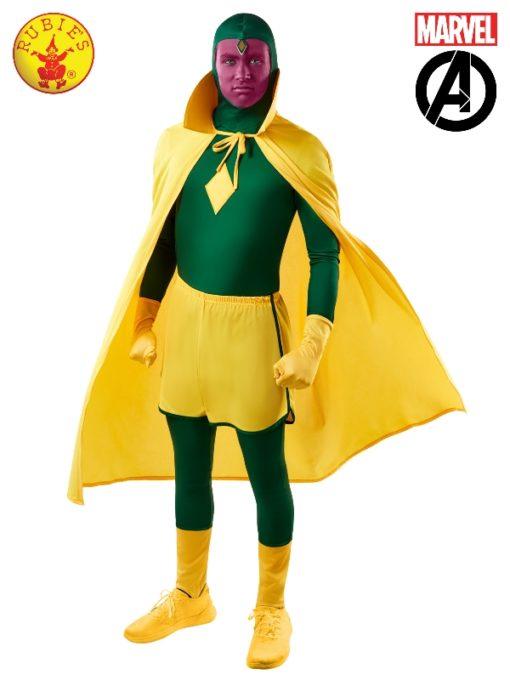 Vision Marvel costume