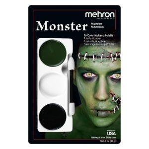 mehron monster makeup