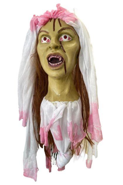 Dracula bride head hanging