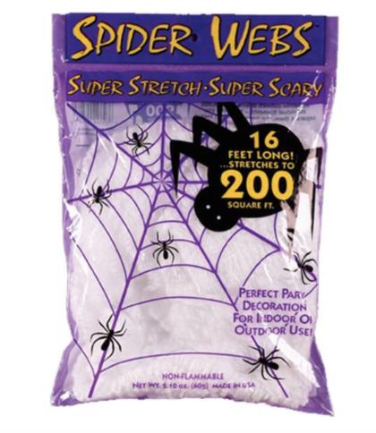 Spider web 60gms