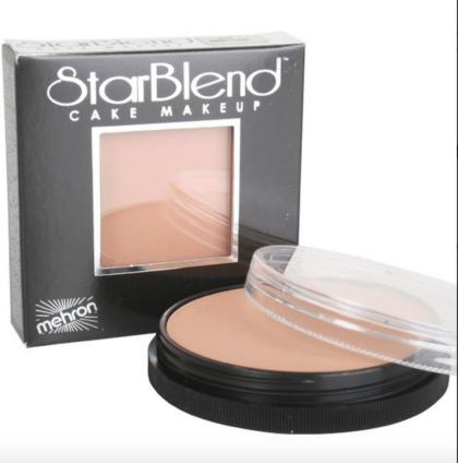Mehron star blend cake makeup