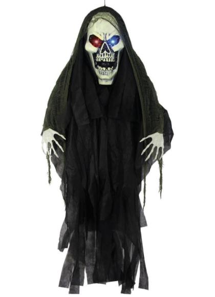 6ft light up grim reaper decoration