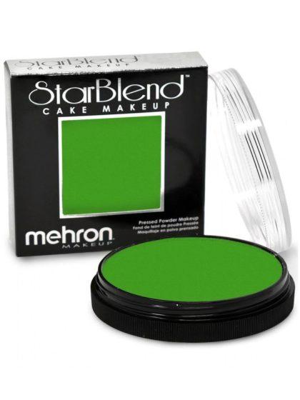 Mehorn star blend cake makeup green