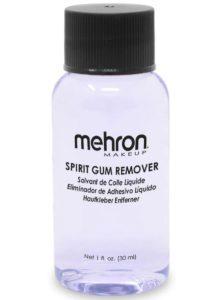 30ml mehron spirit gum remover